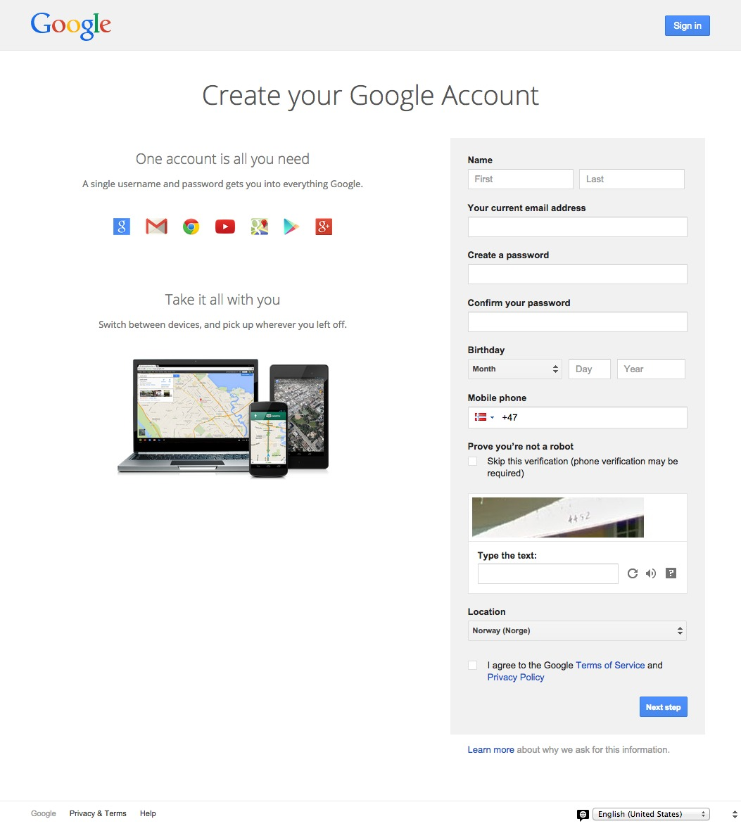How To Create A Google Analytics Account Easy Web Design
