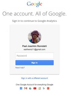 One account All of Google