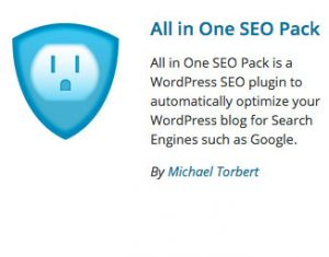 All In One SEO Pack plugin logo