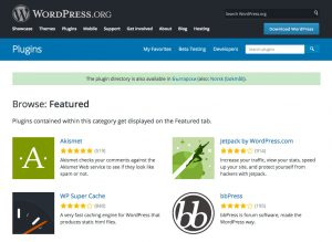 Beta version - of the new Plugin Repository at WordPress.org