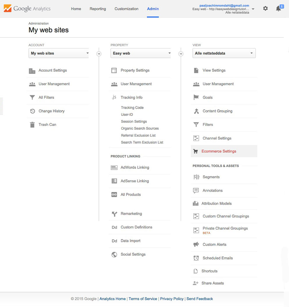 how to create google account in laptop