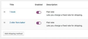 WooCommerce-2-flate-rate-shipping