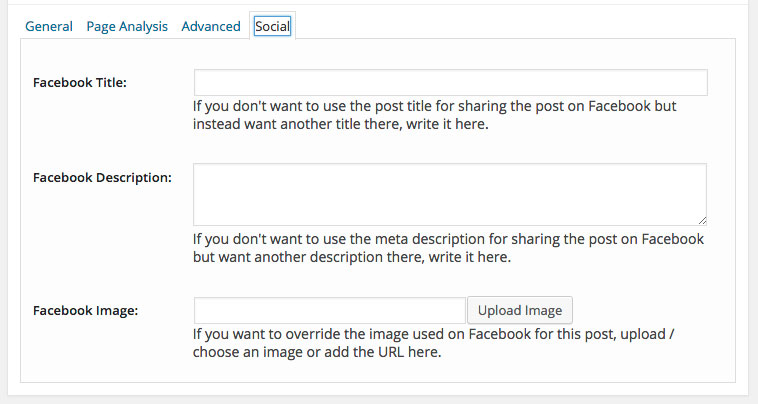 WordPress SEO Plugin-Posts Pages Social