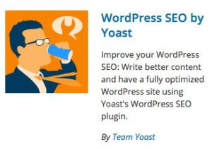WordPress SEO by Yoast plugin logo